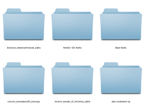 Folder of Folders - Before